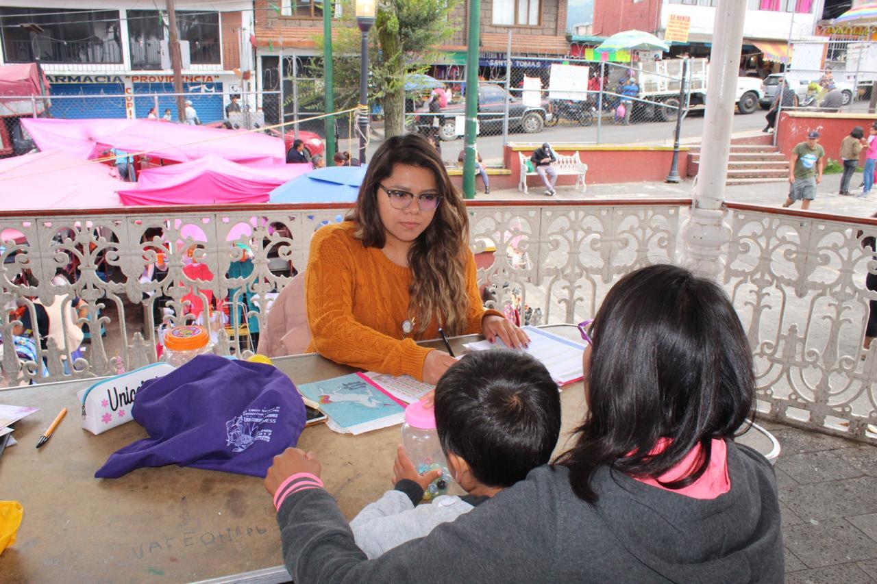 Sembrando Salud en la Niñez que promueve el derecho a salud en la infancia