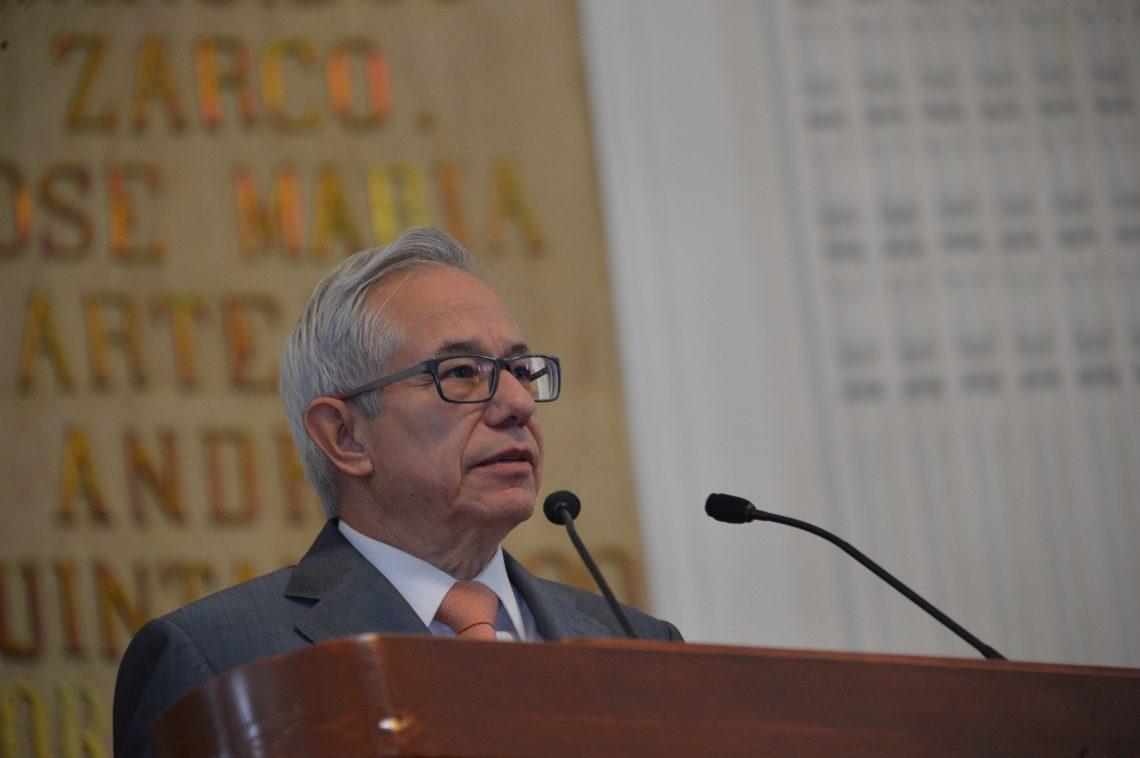 Acuerda la Comisión Permanente que se investigue si la participación del diputado Jorge Gaviño fue editada en la transmisión por Youtube