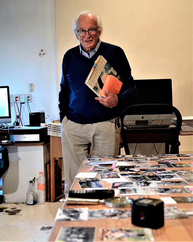 Bob Schalkwijk recibirá la Medalla al Mérito Fotográfico