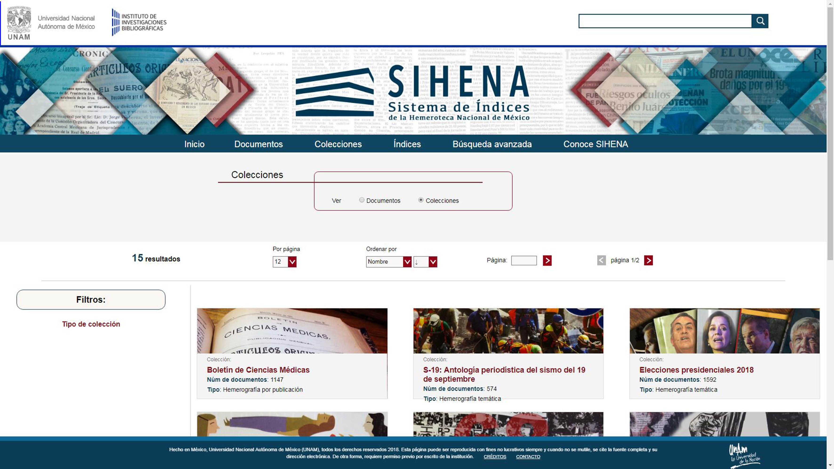 Estrena Hemeroteca Nacional de la UNAM Plataforma Digital