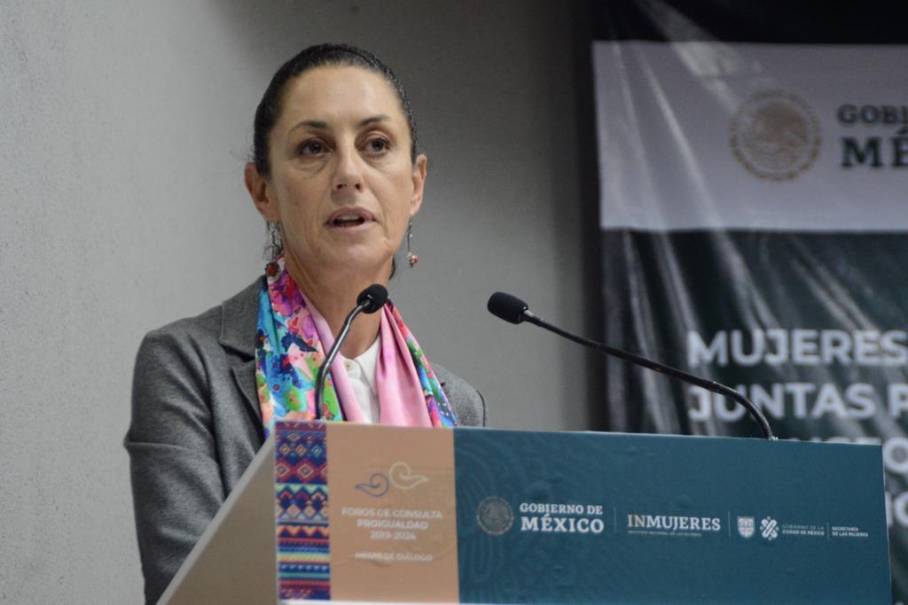 Erradicar violencia de género y prevenir embarazo adolescente objetivos del Gobierno CDMX