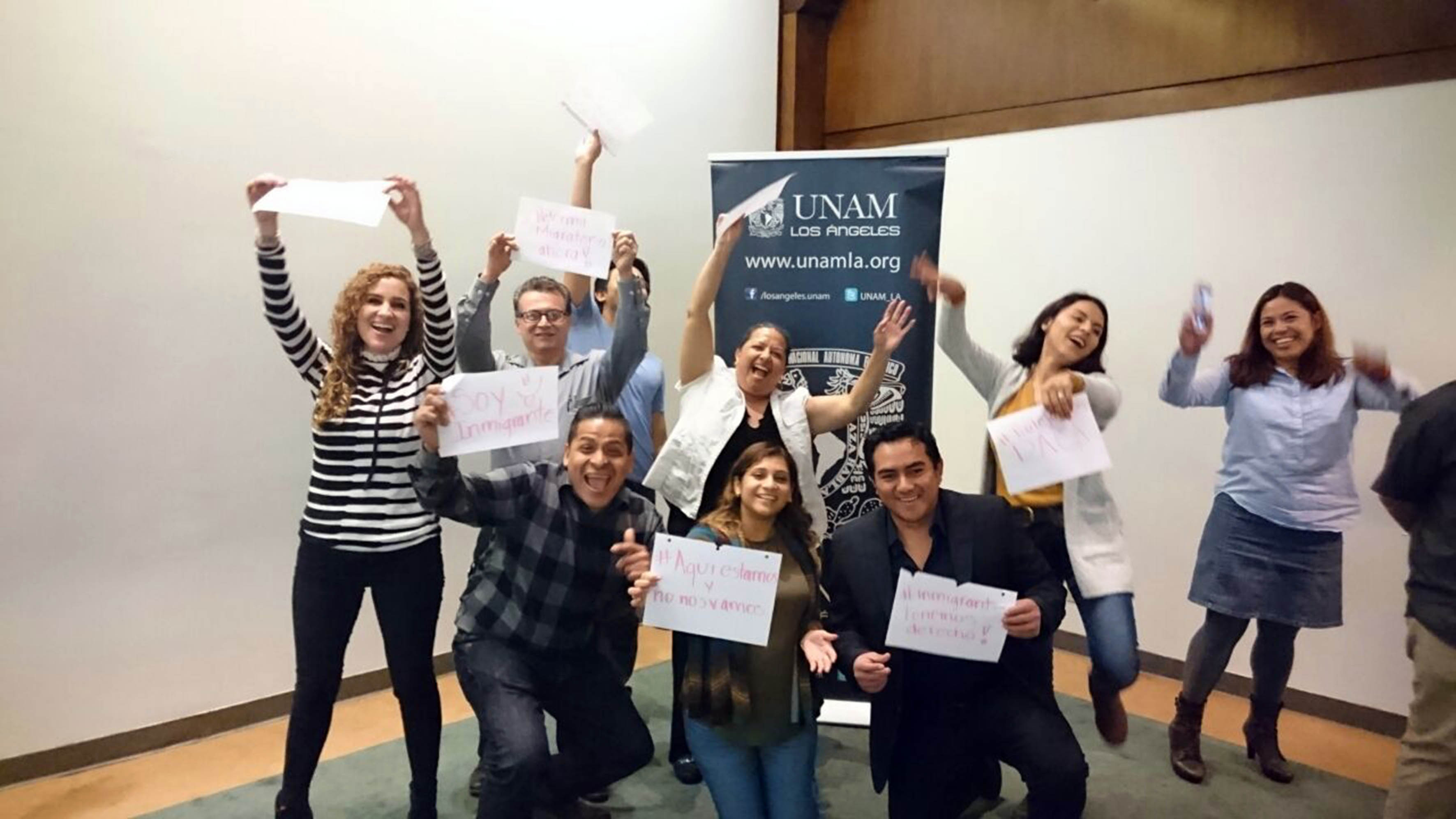 Con 14 Sedes en el Extranjero la UNAM consolida su presencia Internacional