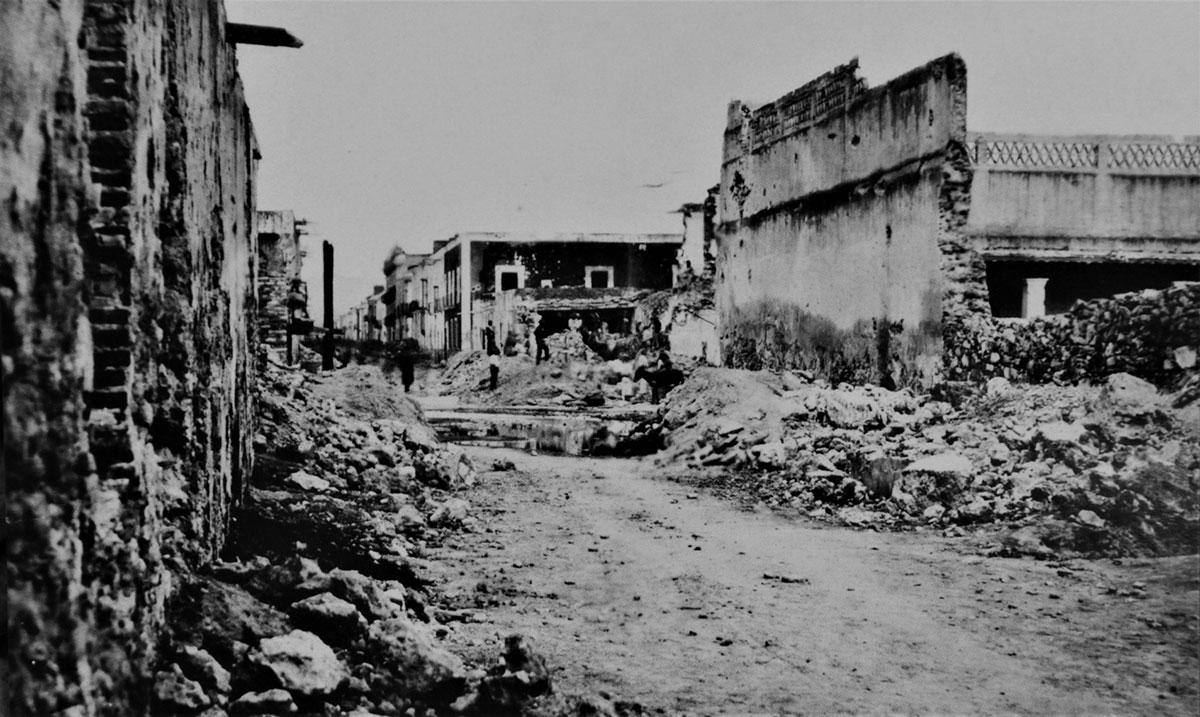 INAH publica libro electrónico sobre el sitio de Puebla de 1863