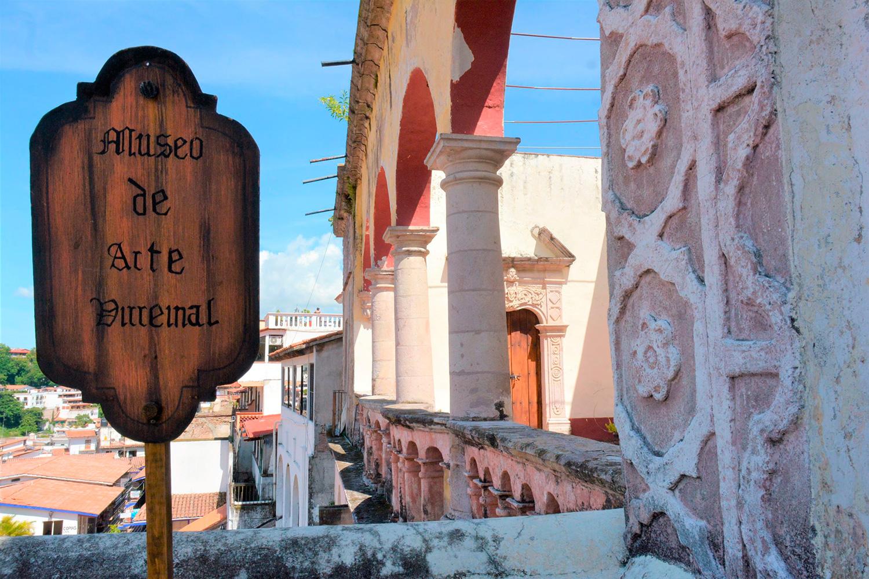 Reabren en Guerrero el Museo de Arte Virreinal de Taxco afectado por sismo