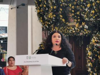 Llama Clara Brugada a evitar la combinación de consumo de alcohol y uso de armas en festividades
