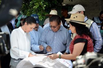 Invierte Gobierno CDMX 800 mdp para atender grietas y mitigar inundaciones en Iztapalapa
