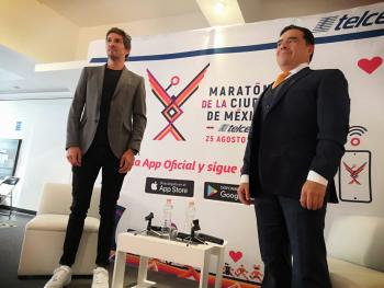 Presentan mejoras en la APP del Maratón de la CDMX TELCEL 2019