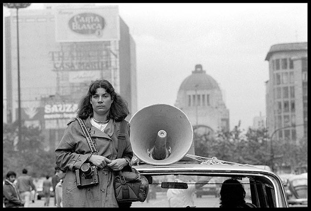 Christa Cowrie, fotógrafa de lo sublime, recibirá la Medalla al Mérito Fotográfico