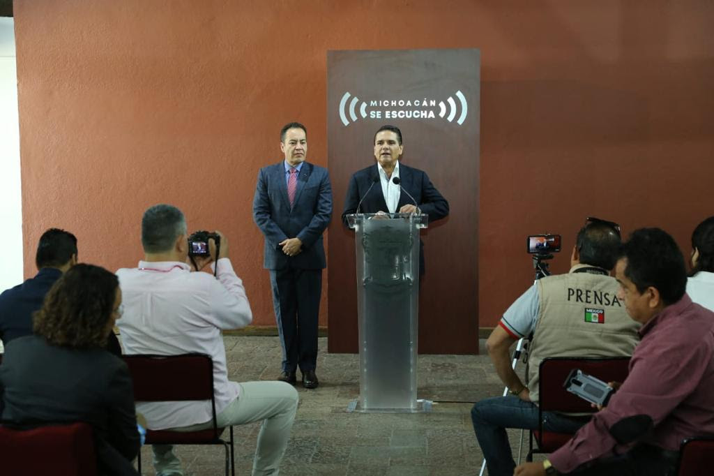 Garantizado pago de quincenas al magisterio michoacano