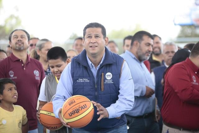 Guanajuato le apuesta en serio al deporte