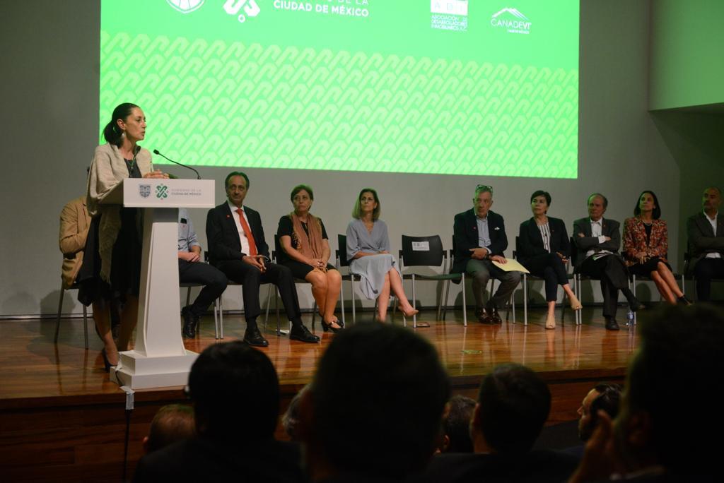 Anuncia Gobierno CDMX nuevo paradigma de Modelo de Desarrollo Urbano de la Ciudad de México