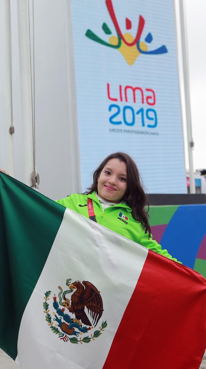 Sirenas Valeria López y Luz Kerena López van por el podio en Parapanamericanos Lima 2019