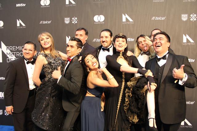 Dramafest se lleva el Premio Escénica Ciudad de México en los Metro 2019