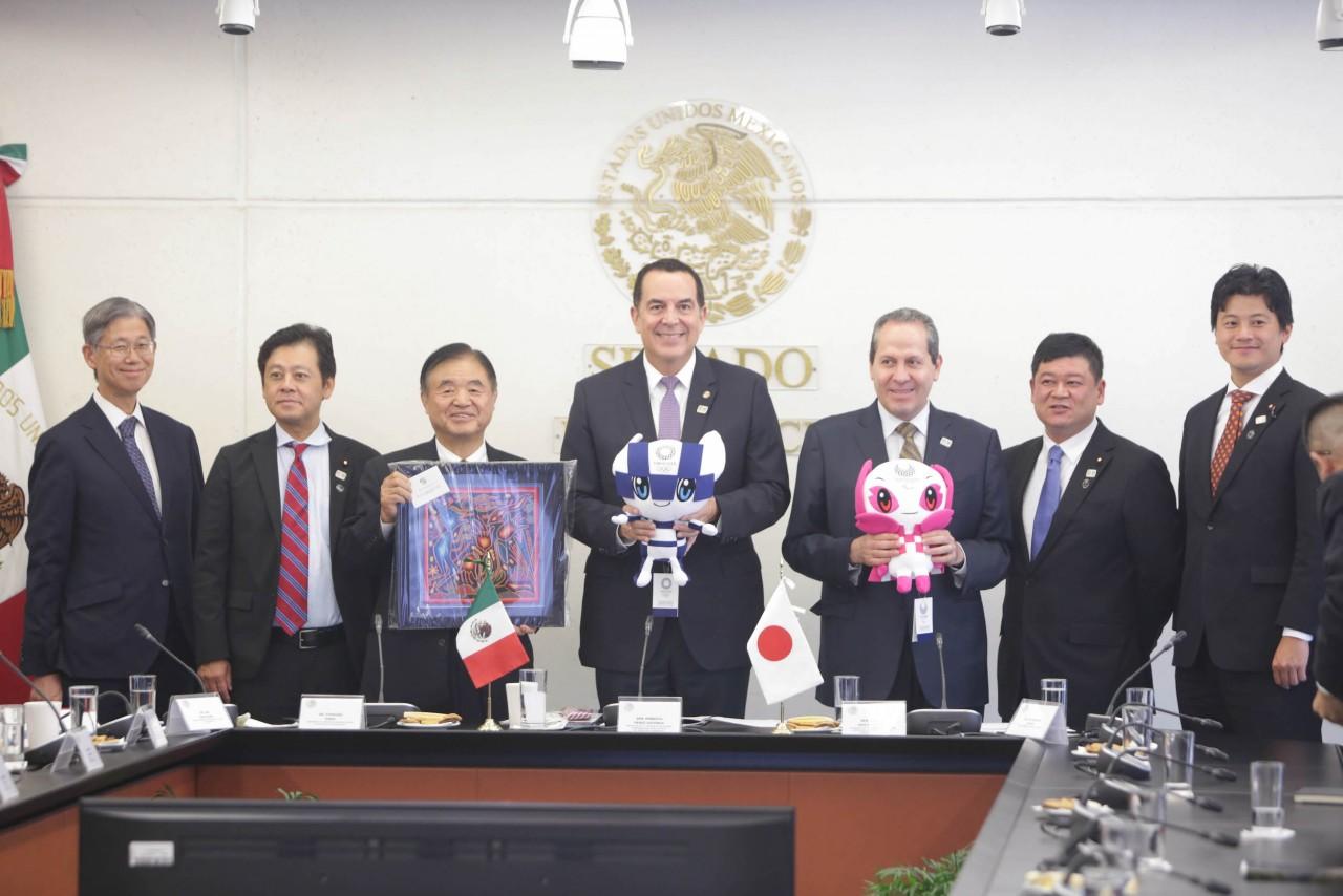 Japón, uno de los socios de mayor importancia para México