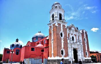 En marcha segunda etapa de restauración de la Parroquia de San José en Tlaxcala