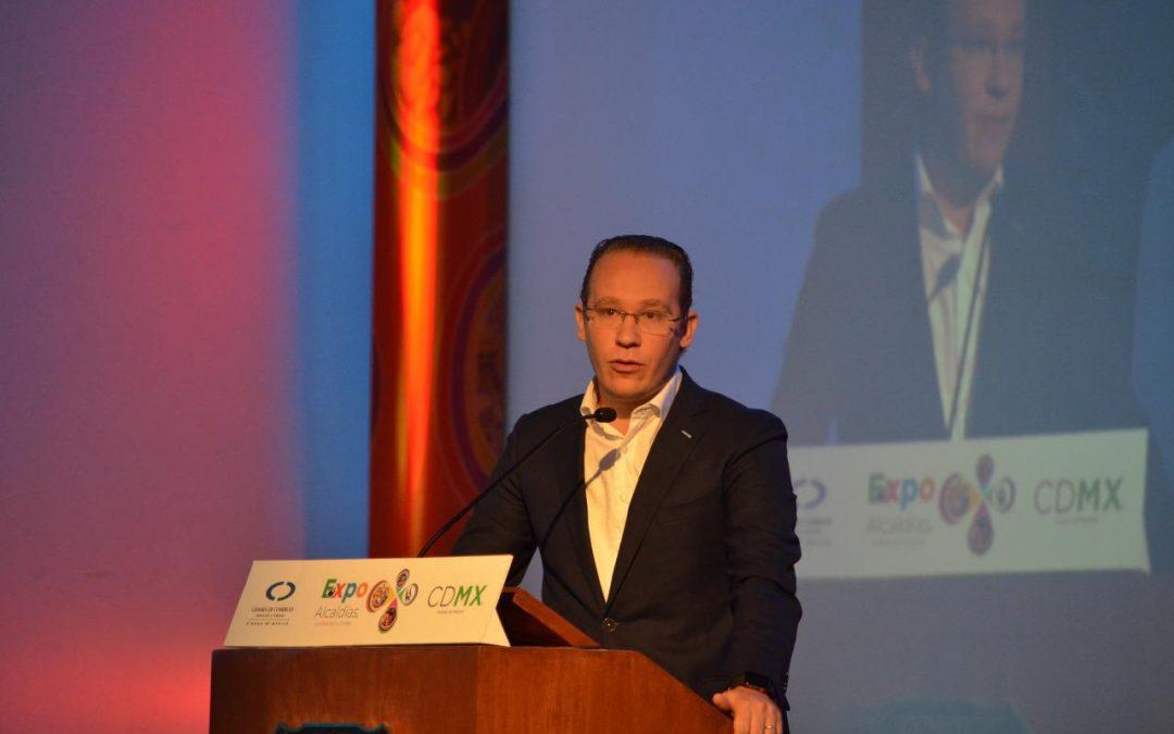 El dinero invertido en la CDMX genera empleo, es un dinero que va a estar bien invertido: Santiago Taboada