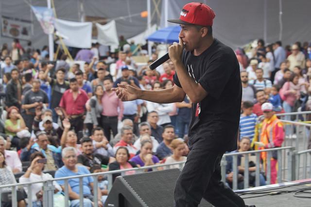 Juan Sant, Nacú del Barrio y Elemento Rústico lideran el Festival Entre Barrios y Pueblos