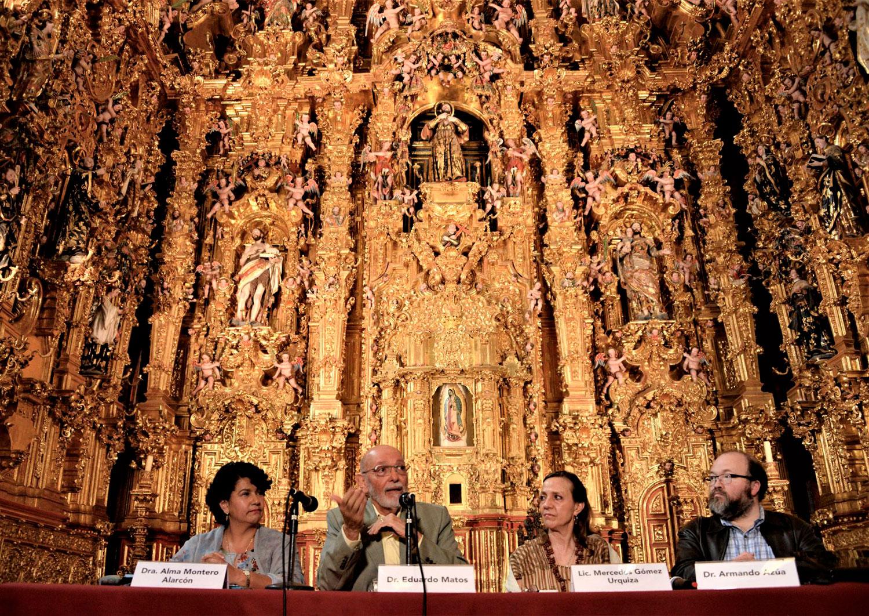 El arqueólogo Eduardo Matos analiza incomprensión de Cortés a petición de Cuauhtémoc