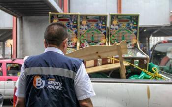 Alcaldía Benito Juárez recupera espacios públicos de las inmediaciones de las estaciones del metro Ermita y Portales