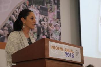 Apuesta Gobierno CDMX al diálogo abierto para erradicar violencia de género y desigualdades
