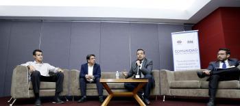 Es necesario abatir la impunidad y atacar las causas que dan origen a la corrupción: Julio César Bonilla Gutiérrez
