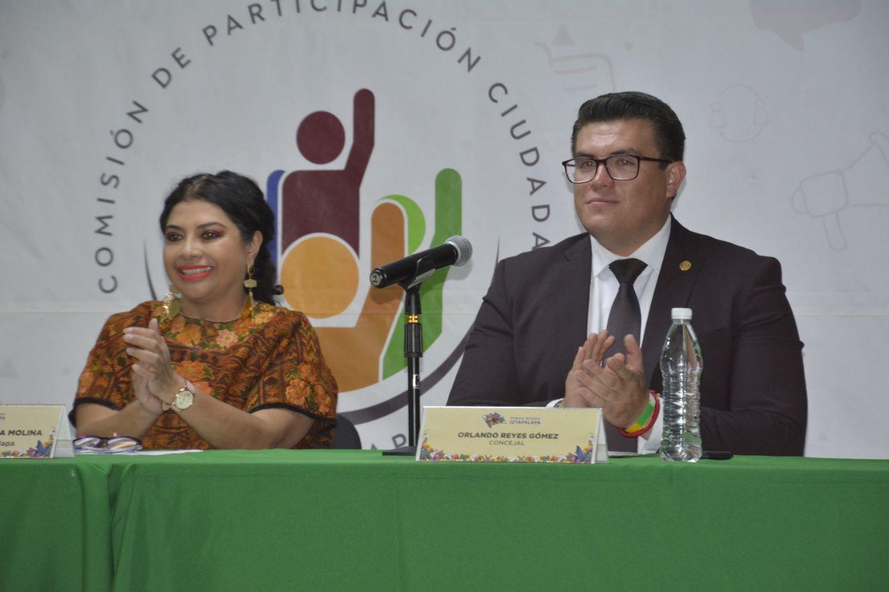 La Alcaldía y el Concejo deben desatar un proceso masivo de participación Ciudadana en Iztapalapa