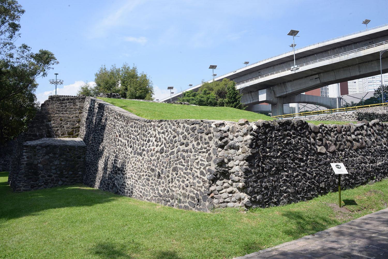 Abre INAH la Zona Arqueológica de Mixcoac, una ventana al pasado de la CDMX
