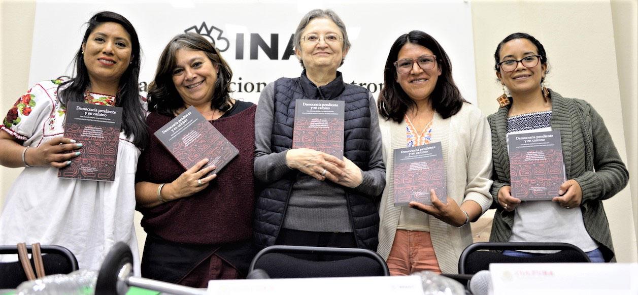 Hacer efectivo el derecho a la partición política de la mujer indígena, un camino sinuoso