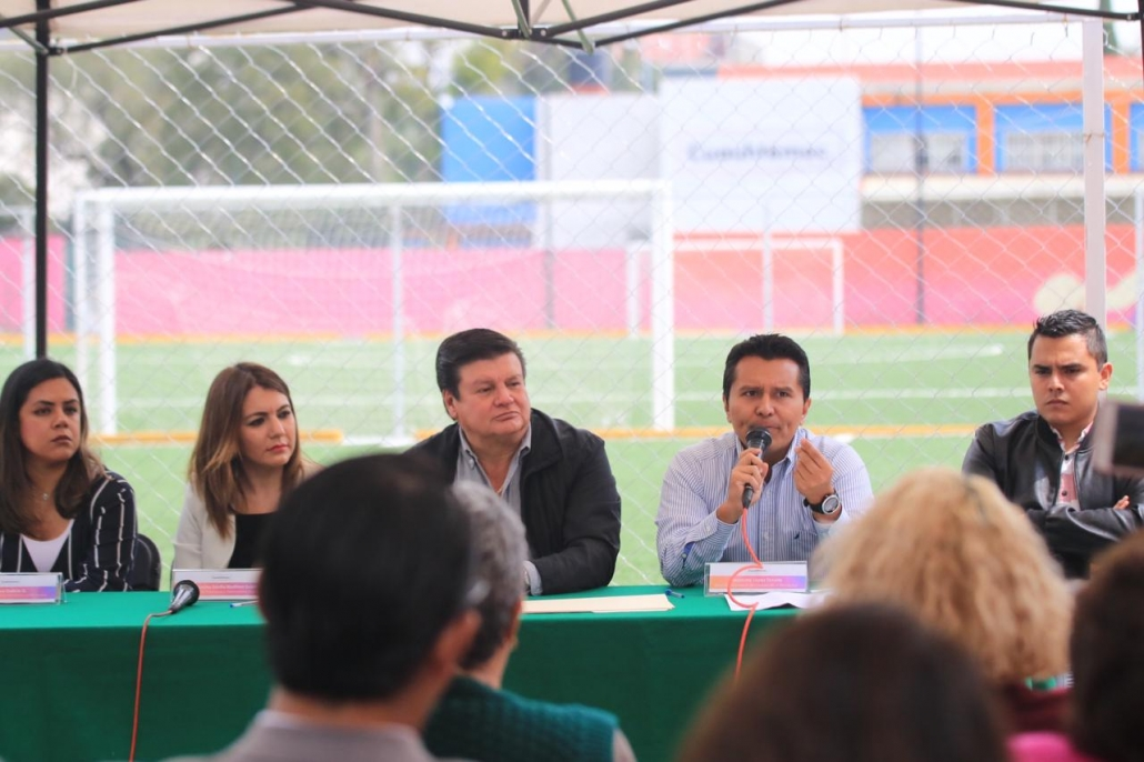 Para promover el cuidado del medio ambiente firma convenio Alcaldía Cuauhtémoc con ECOCE