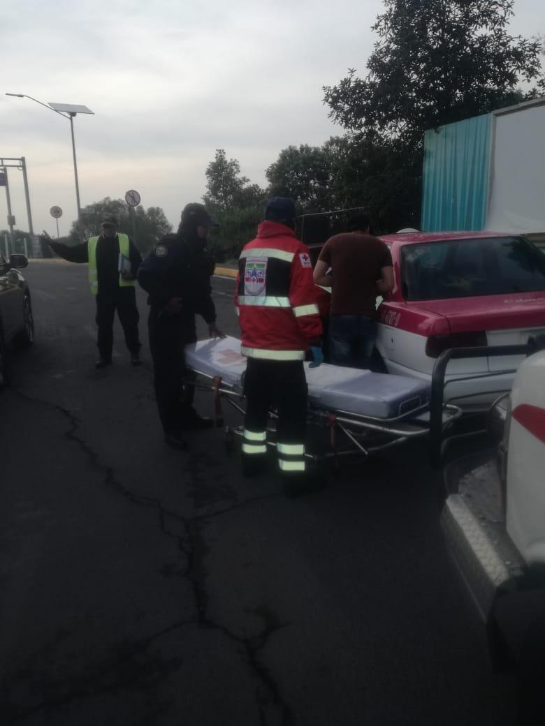 Policías de la SSC brindan Ayuda a una Mujer que dio a Luz en calles de la Alcaldía Álvaro Obregón