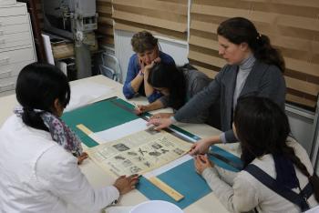 Preservar acervos documentales es conservar el conocimiento y la memoria histórica