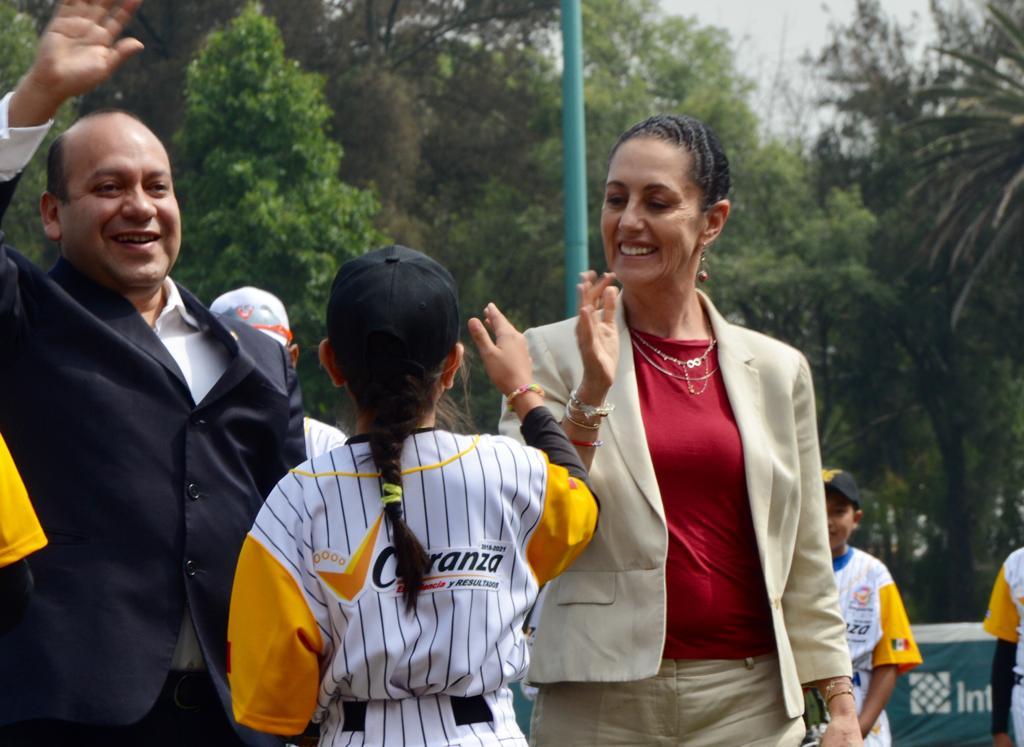 Anuncia Claudia Sheinbaum construcción de Escuela Técnica Deportiva en Venustiano Carranza