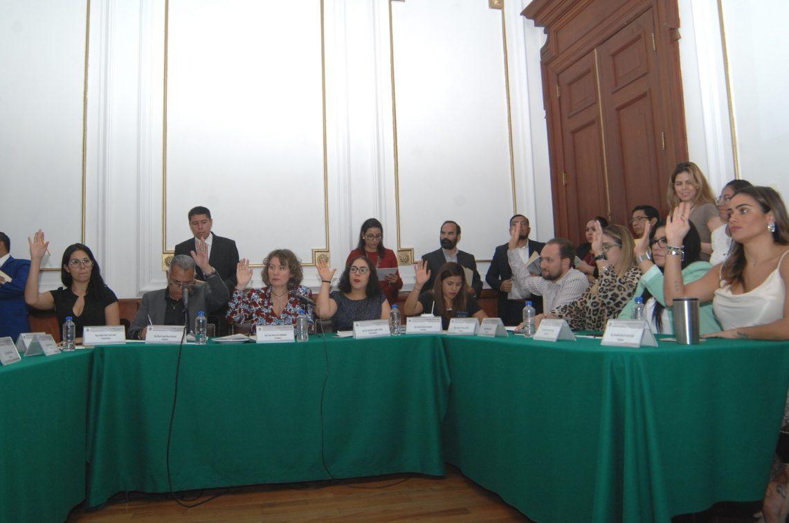 Comisiones unidas aprueban reformas a la Ley de Movilidad