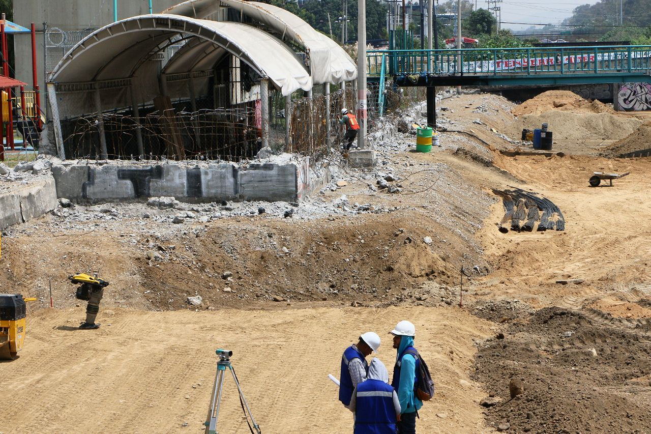 Regenera Gobierno CDMX Gran Canal para mejorar calidad de vida de habitantes