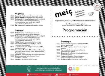 Tlalpan apoya la creatividad con Festival de Hacedores Mexicanos 2019