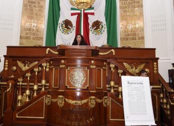 La Comisión Permanente pide a la Jucopo adquirir 500 ejemplares del libro Regeneración