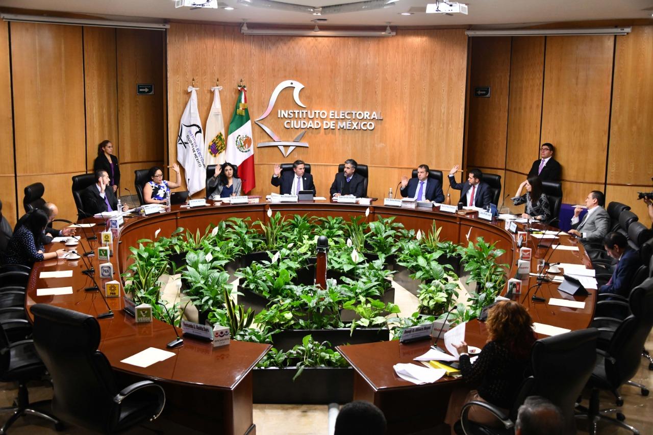 Impone IECM sanciones a partidos y ex candidatos sin partido del Proceso Electoral Ordinario 2017-2018