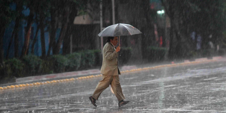 Lluvias fuertes este jueves al Sur y Poniente de la Ciudad