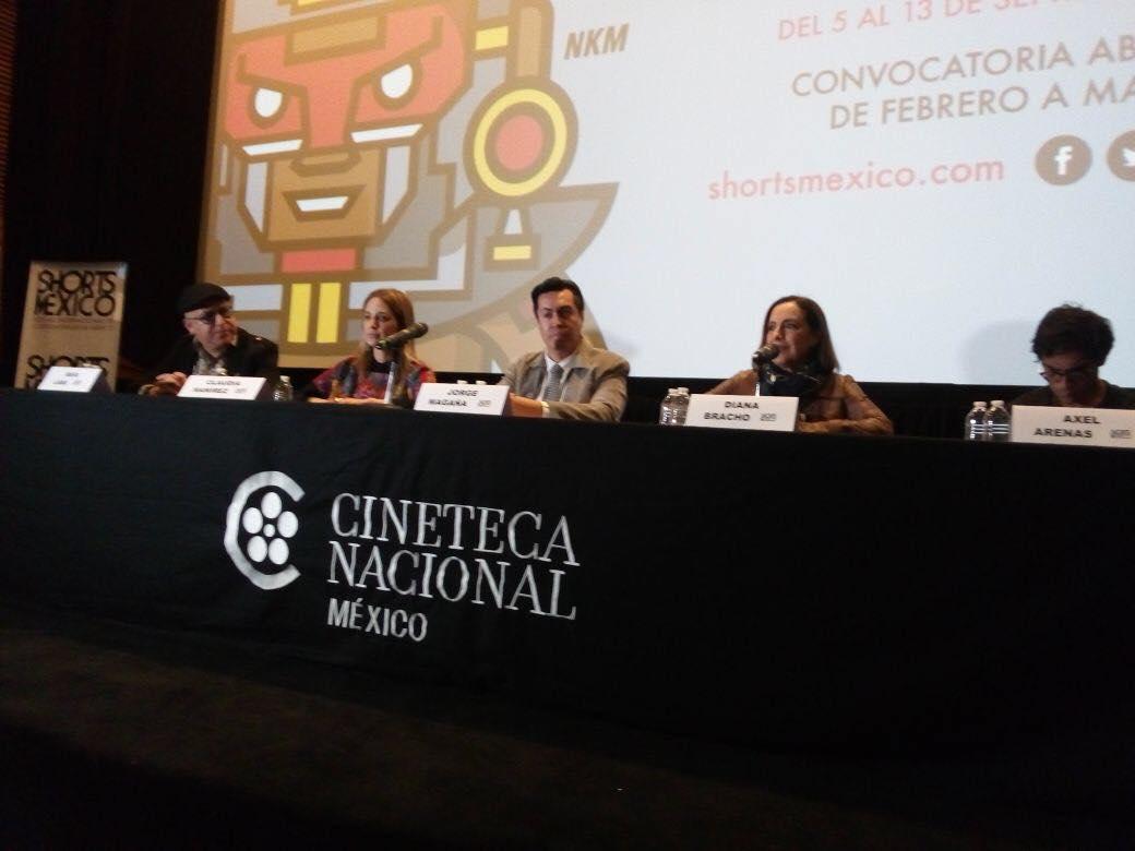 Anuncian decimocuarta edición de Shorts México