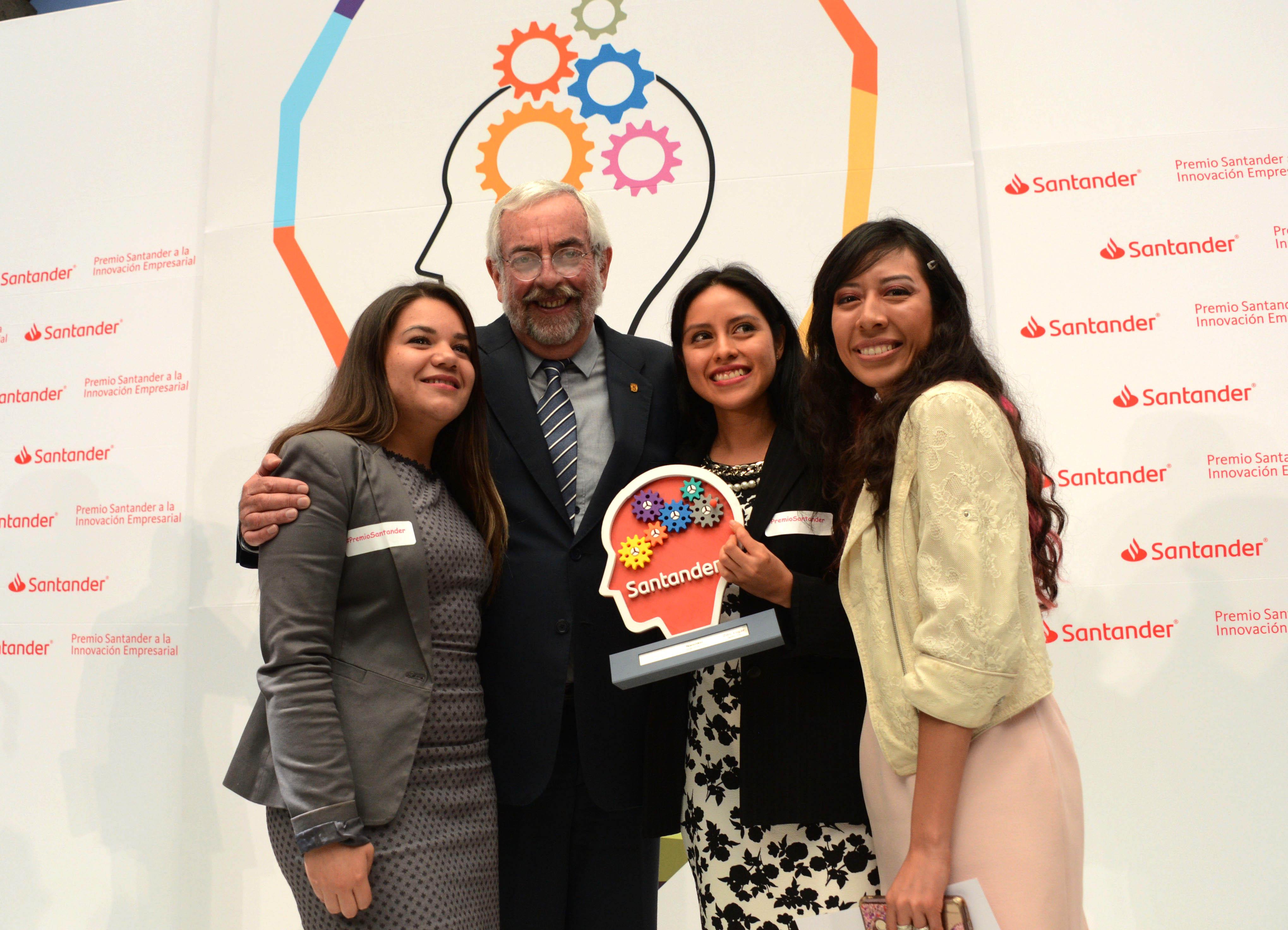Ganan Universitarias Premio a la Innovación Empresarial 2019