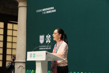 Presenta Gobierno de la CDMX Plan de Acciones Inmediatas para Atender la Violencia Contra las Mujeres