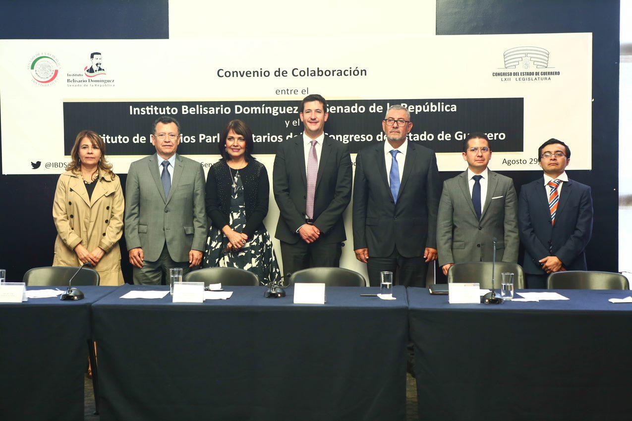 IBD reafirma compromiso con institutos de estudios legislativos locales