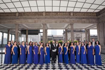 El Coro de Madrigalistas de Bellas Artes interpretará música sacra del siglo XX y tangos argentinos en León