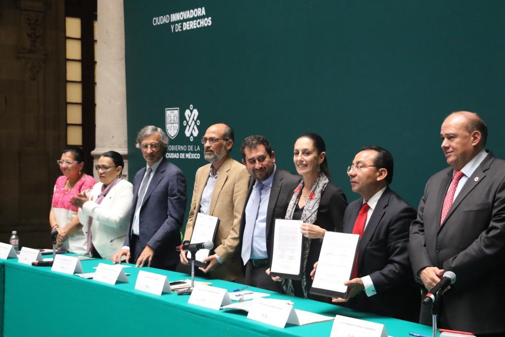 Celebra Consejo Consultivo para la Reconstrucción primera asamblea plenaria
