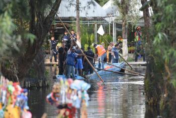 Anuncia Xochimilco nuevas medidas de Seguridad en Embarcaderos