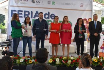 Impulsa La Magdalena Contreras opciones de empleo para sus habitantes
