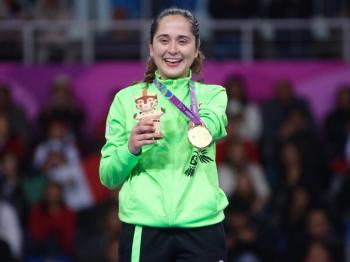 Guerreros aztecas hacen historia en el para taekwondo de Lima 2019