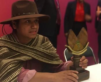 Otorgan Premio Centzontle 2019 al cuento zapoteco Guichiyoo