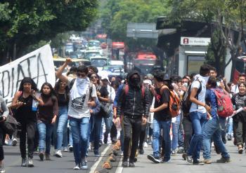 El Gobierno de la CDMX mantiene Coordinación con la UNAM ante hechos violentos de esta tarde