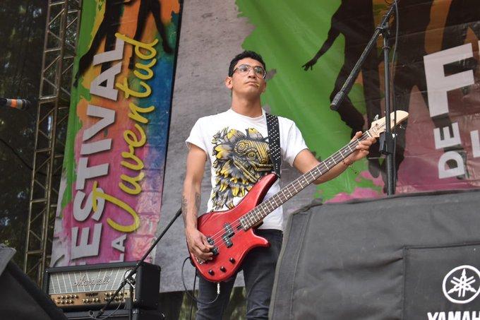 Un éxito el Primer Festival de la Juventud en La Magdalena Contreras